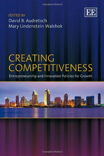 9781781954041: Creating Competitiveness: Entrepreneurship and Innovation Policies for Growth