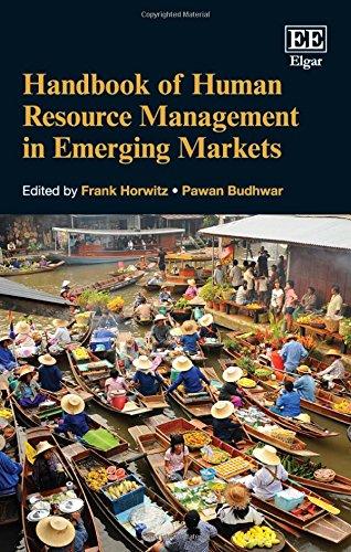 Handbook of Human Resource Management in Emerging Markets (Hardback): Frank Horwitz; Pawan Budhwar