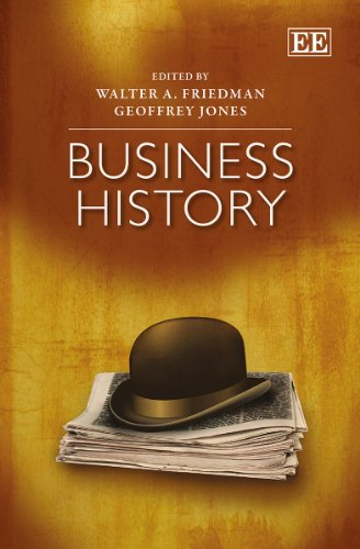 9781781955260: Business History (Elgar Mini Series)