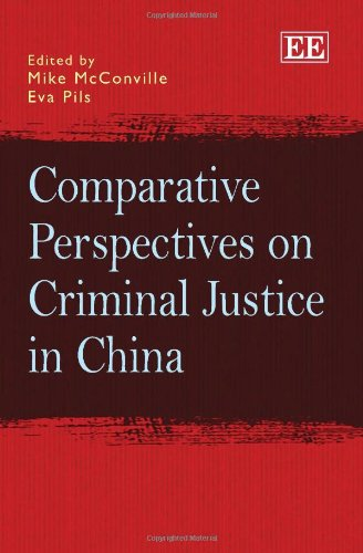 9781781955857: Comparative Perspectives on Criminal Justice in China