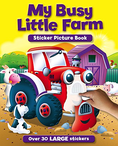 My Busy Farm Sticker & Activity Book (S & A Sticker Pictures)