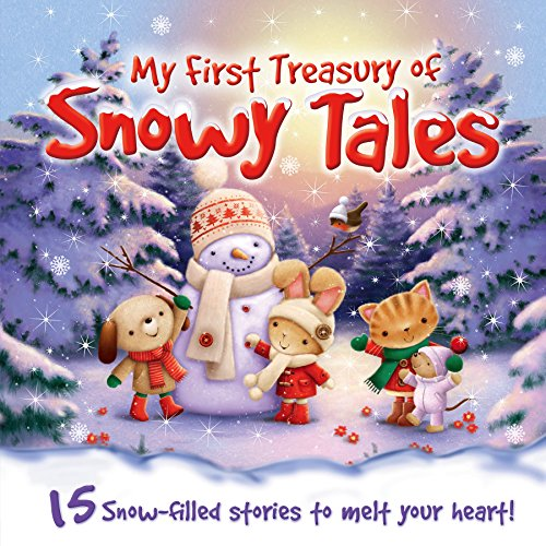 9781781971017: My First Treasury of Snowy Stories