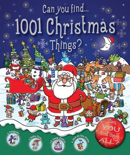 9781781971062: 1001 Things to Find at Christmas