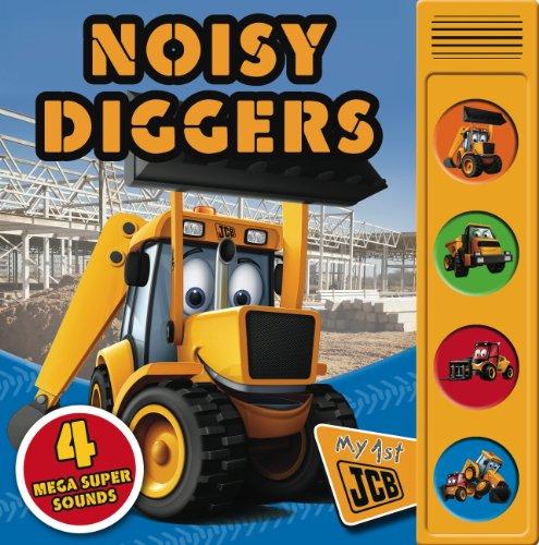 JCB - Noisy Diggers - Joey JCB: Igloo Books Ltd