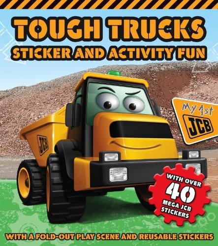 Tough Trucks Sticker and Activity Book (S: Igloo Books Ltd