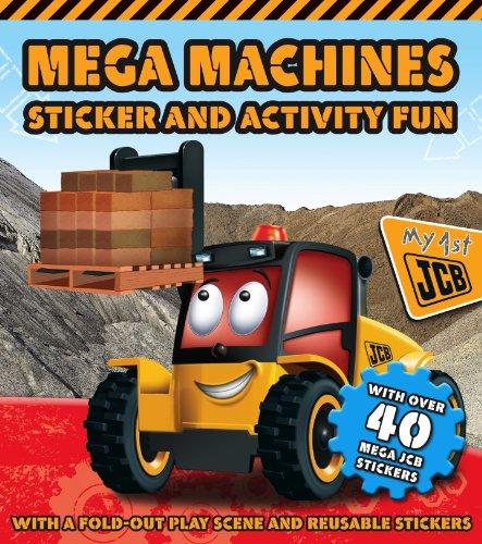 9781781971529: Mega Machines Sticker and Activity Book
