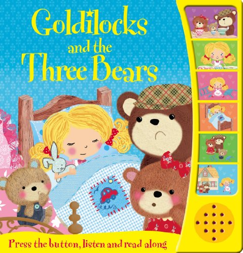 9781781971765: Goldilocks and the Three Bears (Touch and Feel Fairy Tales)