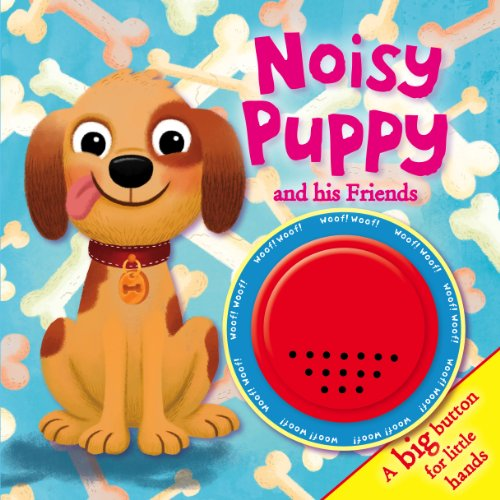 Puppy (Big Button Sounds - Igloo Books: Igloo Books