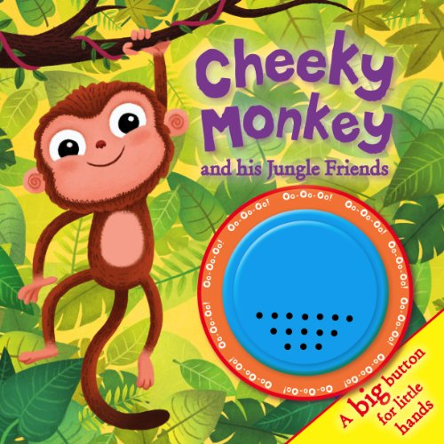 Monkey (Big Button Sounds - Igloo Books: Igloo Books