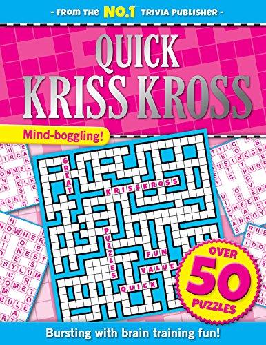Quick Kriss Kross (Quick Puzzles)