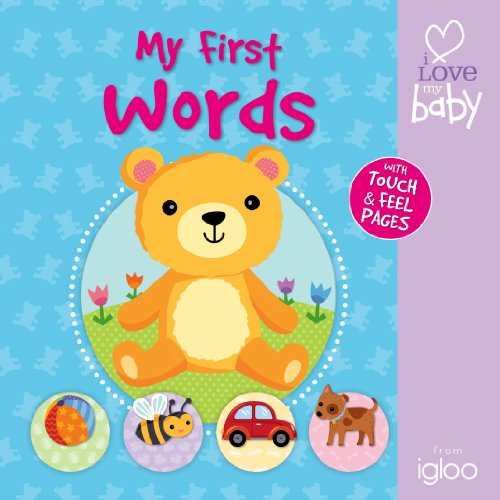 9780857809568 First Words Tiny Tots Easels AbeBooks 0857809563