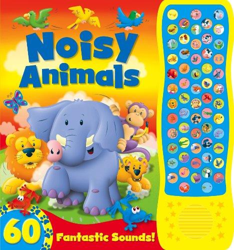 9781781973639: Noisy Animals (Sound Boards)
