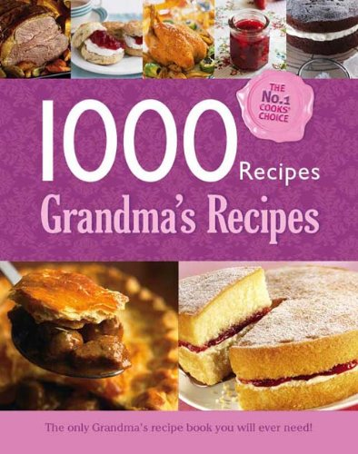 9781781974391: Grandma's Recipes