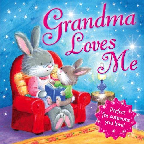 9781781974650: Grandma Loves Me (Igloo Imprint)