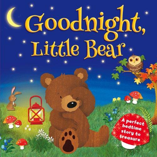 Goodnight Little Bear (Picture Flats - Igloo Books Ltd): Igloo Books