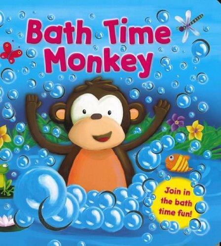 9781781974988: Bath Time Monkey