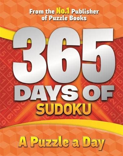 9781781975664: 365 Days of Sudoku (A Puzzle a Day)