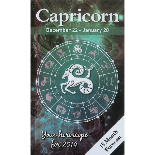 9781781975770: Capricorn 2015 Horoscopes (2015 Horoscope Books)