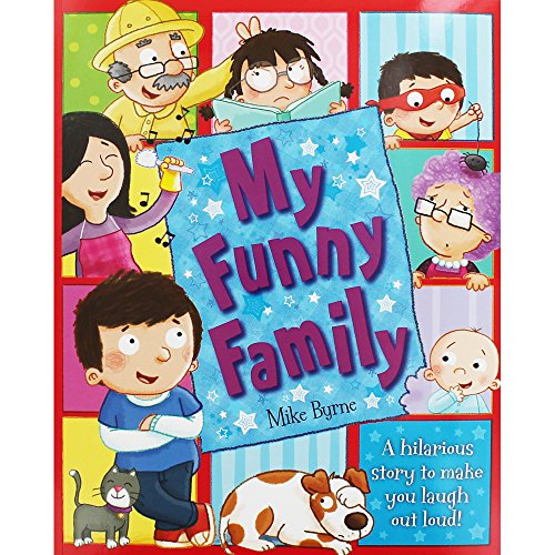 9781781976319: My Funny Family (Picture Flats Portrait)