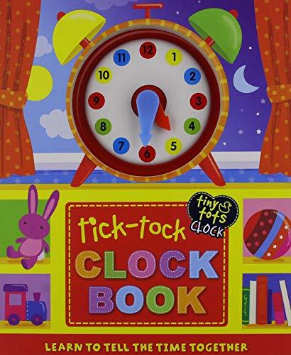 Clock (Tiny Tots Clock Book)