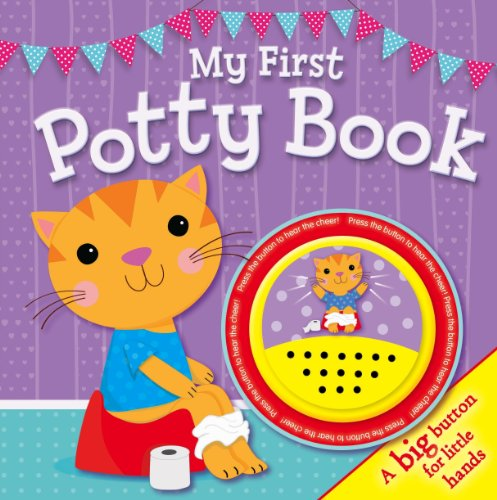 My First Potty Book - Big Button: Igloo Books Ltd