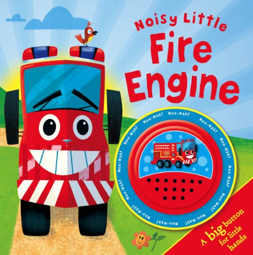 Fire Engine (Big Button Sounds - Igloo: Igloo Books