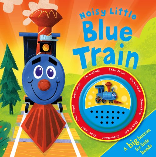 Big Button Sounds - Train (Igloo Books: Igloo Books
