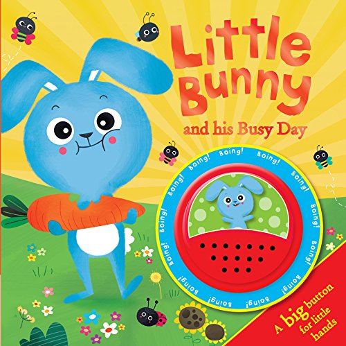 Big Button Sound Book: Little Bunny and: Igloo Books Ltd