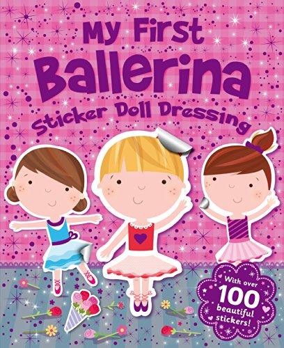 9781781978016: Sticker & Activity Young Doll Dress - Ballerinas