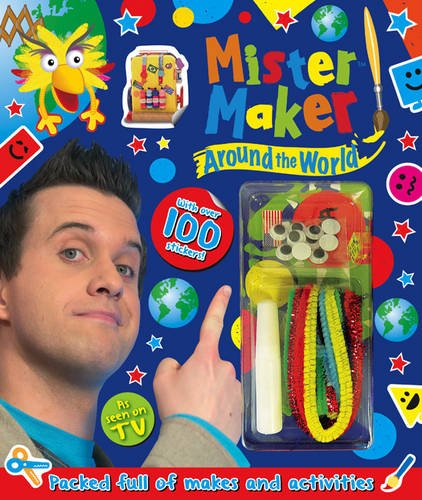 9781781978054: Mister Maker - Around the World