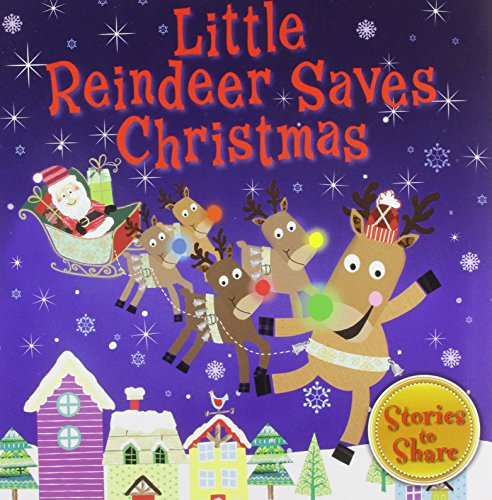 9781781978399: Little Reindeer Saves Christmas (Gift Book)