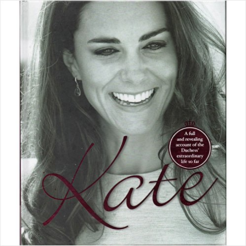 9781781979471: Kate Middleton