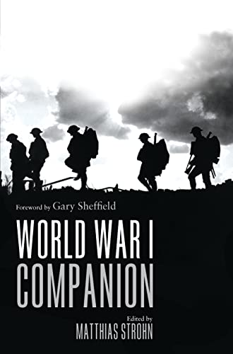 World War I Companion: Strohn, Matthias