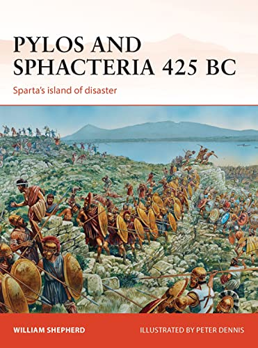 9781782002710: Pylos and Sphacteria 425 BC: Sparta's island of disaster (Campaign)