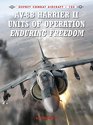 9781782003441: AV-8B Harrier II Units of Operation Enduring Freedom (Combat Aircraft)