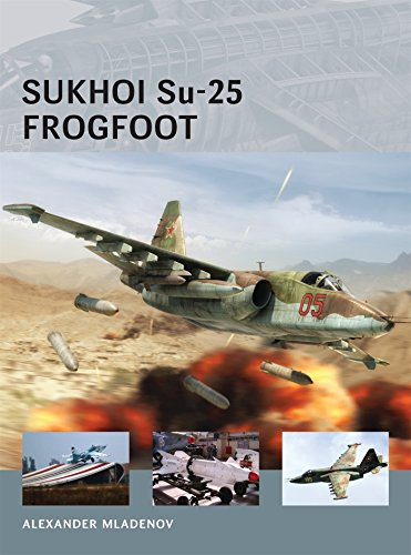 9781782003595: Sukhoi Su-25 Frogfoot (Air Vanguard)