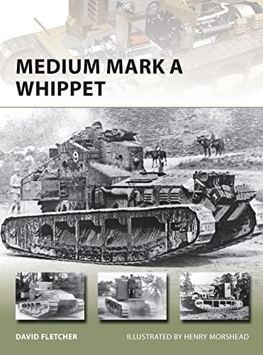 9781782003984: Medium Mark A Whippet