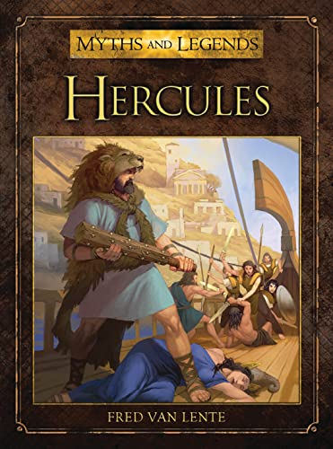 9781782006053: Hercules (Myths and Legends)