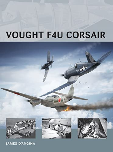 9781782006268: Vought F4U Corsair (Air Vanguard)