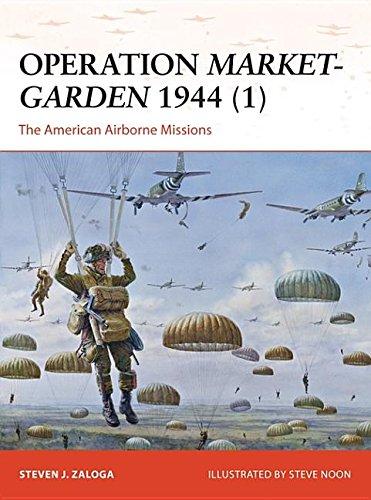 9781782008170: Zaloga, S: OPERATION MARKET-GARDEN 1944 (