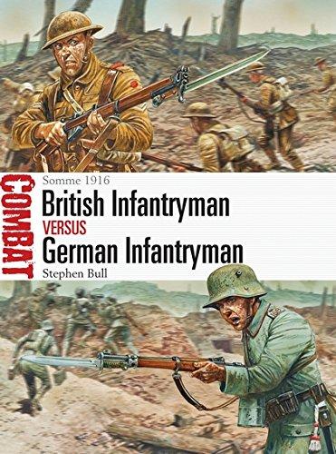 9781782009146: British Infantryman vs German Infantryman: Somme 1916 (Combat)
