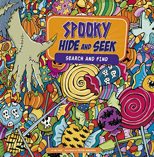 9781782021353: Spooky Hide and Seek (Search and Find)