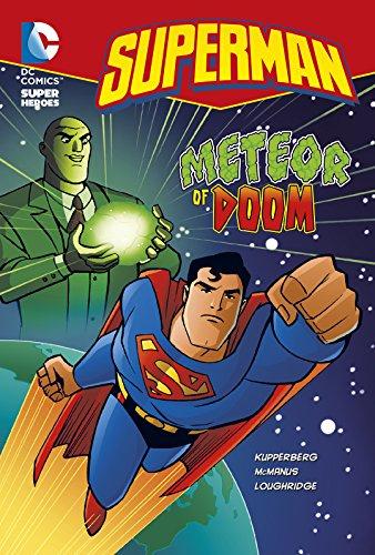 Meteor of Doom (Superman Chapter Books): Kupperberg, Paul