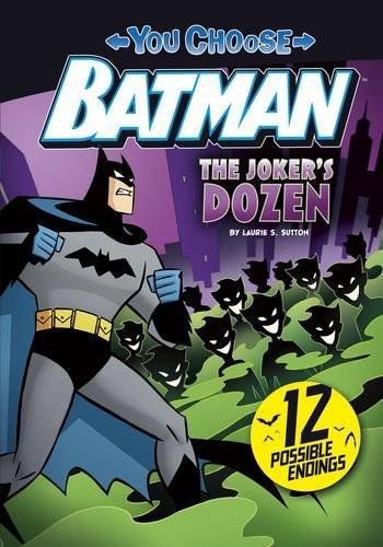 9781782022565: The Joker's Dozen (DC Super Heroes: You Choose Stories: Batman)