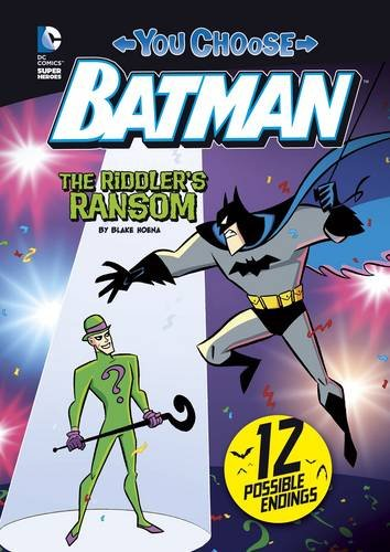 9781782022572: The Riddler's Ransom (DC Super Heroes: You Choose Stories: Batman)