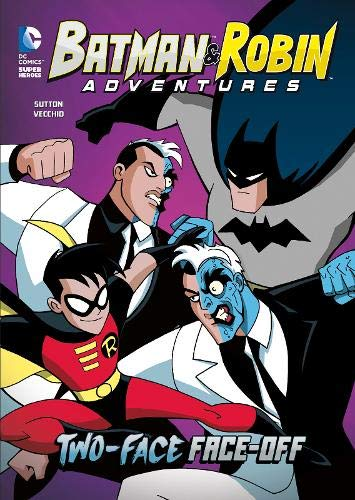 9781782023531: Two-Face Face-Off (DC Super Heroes: Batman & Robin Adventures)