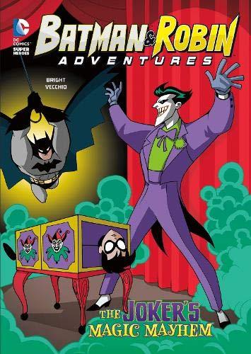 9781782023562: The Joker's Magic Mayhem (DC Super Heroes: Batman & Robin Adventures)