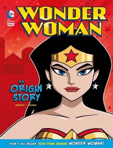 9781782024828: Wonder Woman: An Origin Story (DC Super Heroes: DC Super Heroes Origins)