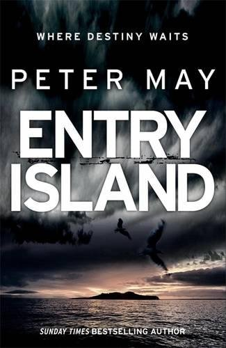 ENTRY ISLAND - SiGNED LINED & LOCATED FIRST EDITION FIRST PRINTING