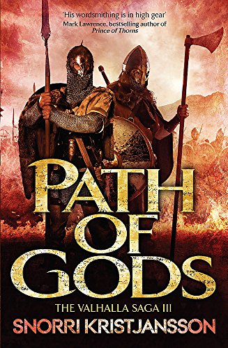 9781782063421: Path of Gods: The Valhalla Saga Book III